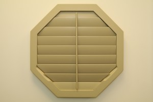 Louvered Octagon
