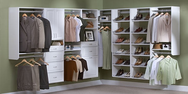 Custom Closet Storage Options