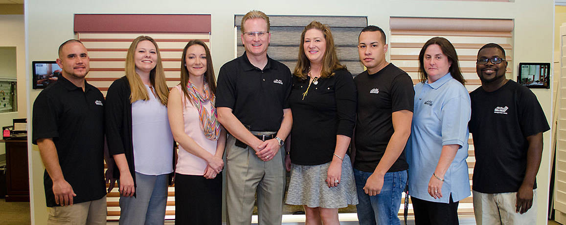 Meet Our Team All About Blinds Amp Shutters