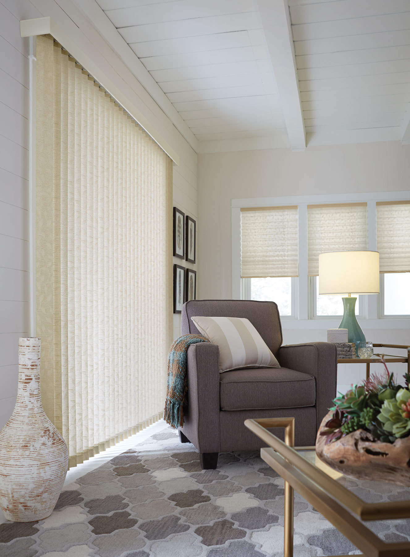 Fabric Vertical Blinds Jacksonville Blinds
