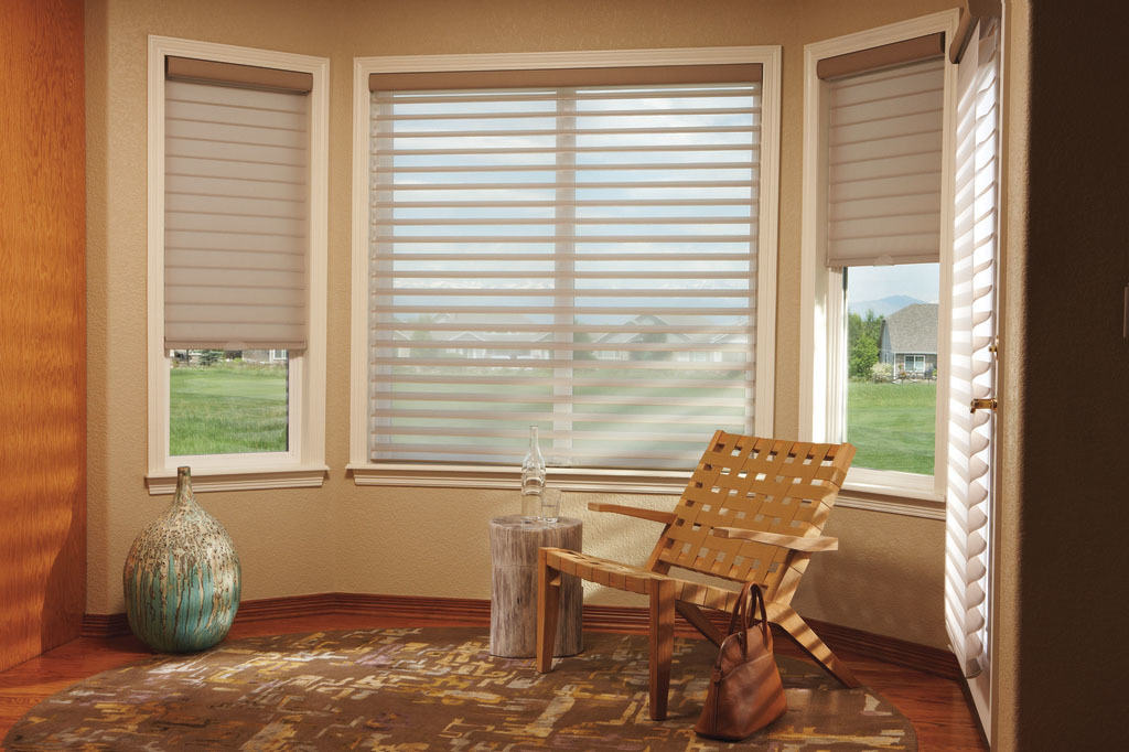 living room shades silhouette window shadings jacksonville blinds 10536