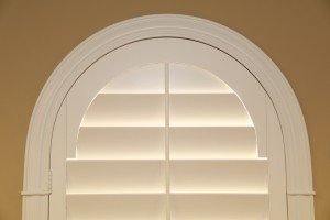 Louvered Arch